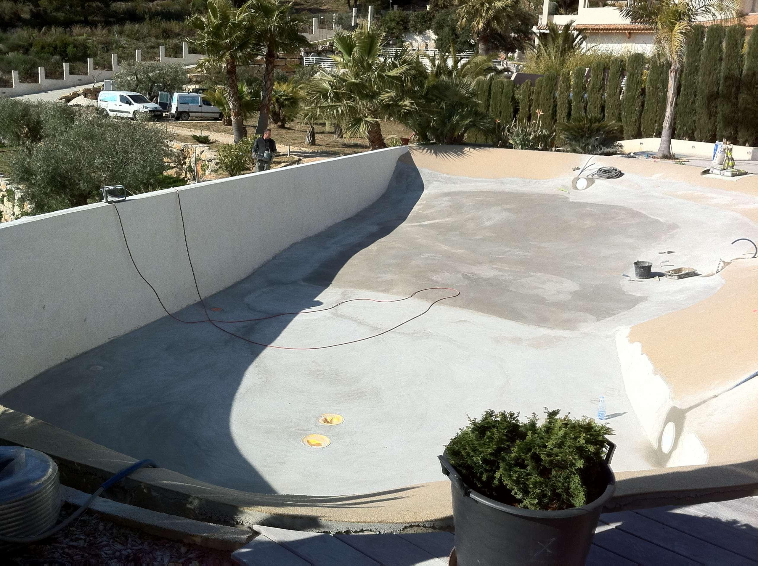 modification piscine